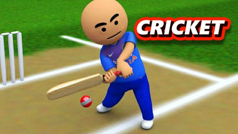 Cricket Toons Shows Your Preferred Cricketer Inside A Lighter Vein
