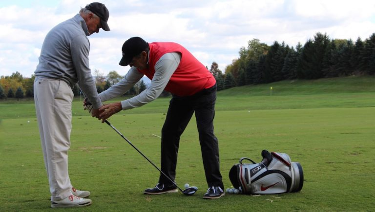 Four Reasons to Take a Golf Lesson