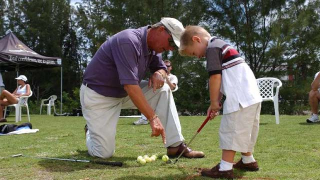 4 Life Lessons Golf Can Teach Your Kids