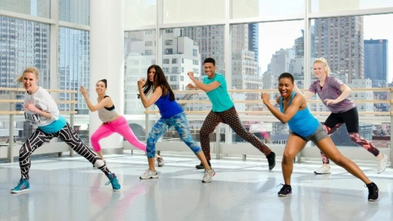 The Ideal Gym Surface for both Fitness and Dance Activities